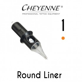 Cartridge Cheyenne Round Liner 01 - 0,40mm 10pcs