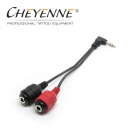 Cavo Adattatore Cheyenne Hawk Banana Plug 3,5mm