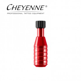 Cheyenne Hand Grip One Inch - 25mm - Red