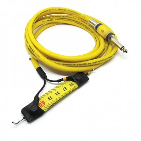Clipcord Hand Made 2m Yellow centimetro
