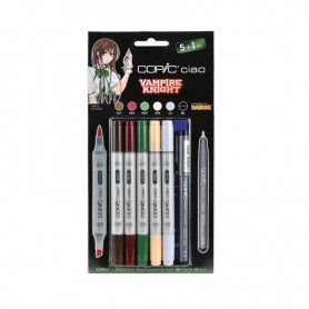 Copic Ciao 5+1 Vampire Knight