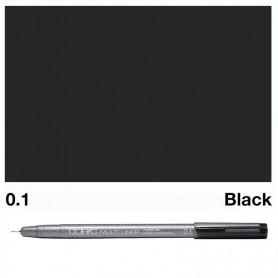 Copic Multiliner Black 0.1