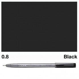 Copic Multiliner Black 0.8