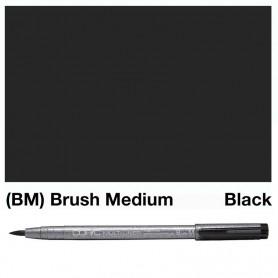 Copic Multiliner Black Brush M