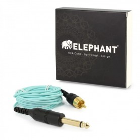 Elephant Rca straight - Light blue