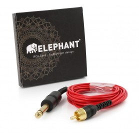 Elephant Rca straight - Red