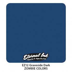 Eternal Ink 30ml - Graveside Dark - Exp06/12/23