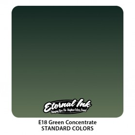 Eternal Ink 30ml - Green Conc.- Exp11/21