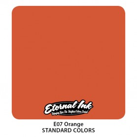 Eternal Ink 30ml - Orange - Exp01/09/23