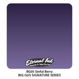 Eternal Ink 30ml - Sinful Berry - Exp01/21/22