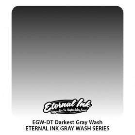 Eternal Ink 60ml - Darkest Gray Wash - Exp05/14/23