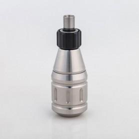 EZ Adjustable Cartridge Grip - Stainless Steel - 25mm