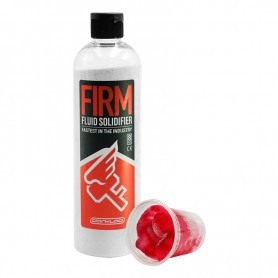 FIRM FLUID SOLIDIFIER RED 240ml (8oz)