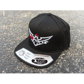 FK Irons SnapBack Stealth Premium Grade White & Red