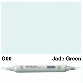 G00 Copic Ciao Jade Green