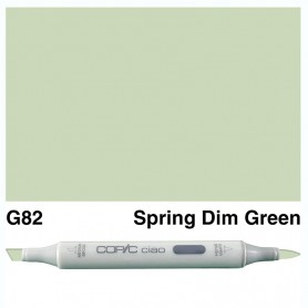 G82 Copic Ciao Spring Dim Green