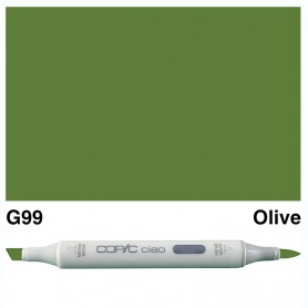 G99 Copic Ciao Olive