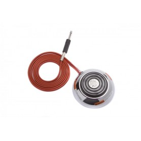 Gem Footswitch - Red Wire - 8 Foot