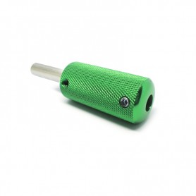 Grip in alluminio B - Green 22mm