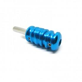 Grip in alluminio D - Azzurro 22mm
