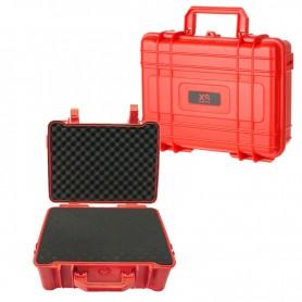 HUGE BLACK BOX RED