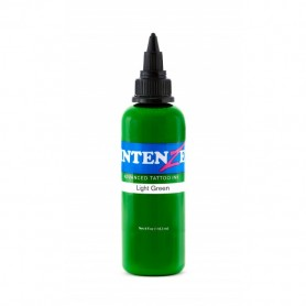 Intenze Ink 30ml - LIGHT GREEN