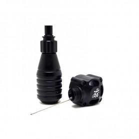 K2 High Rotary Tattoo Machine + Grip regolabile