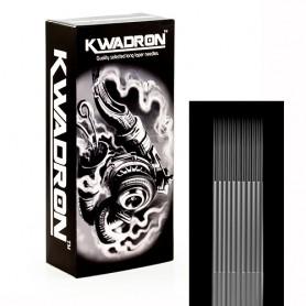 KWADRON® Needles Flat 13 - 0,25 Long Taper (09F TIPS)