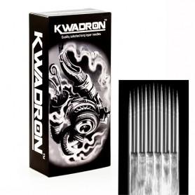 KWADRON® Needles Soft Edge Magnum 11 - 0,35 Long Taper