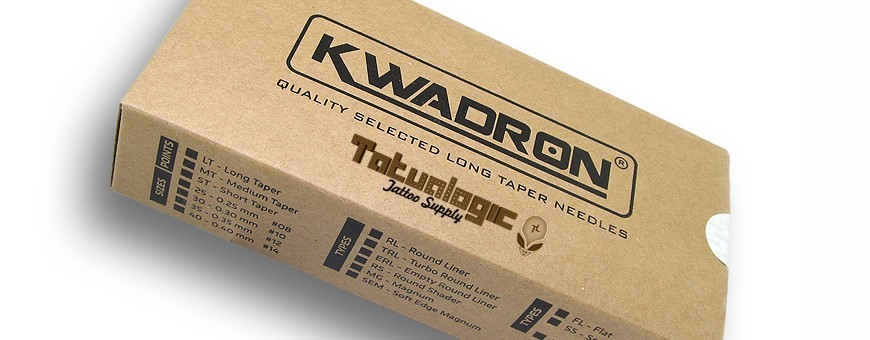 KWADRON CURVED MAGNUM