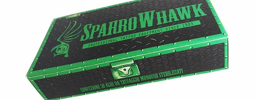 SPARROWHAWK ROUND SHADER